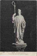 54  NANCY, Basilique St-Epure, Statue De Saint-Epure, Bois Sculpté Par MARGRAFT - Nancy