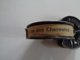 "FILM PATHE BABY 9,5mm  ""LA COTE DES CHARENTES "" 1923? - Other Collections"