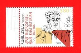 Armenien/Armenie/Armenia 2019, Aram Khachaturian (1903-1978), Composer - MNH - Armenië