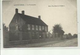 Adinkerke - Le Presbytére , Zeldzaam   , Verzonden - De Panne