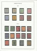 Allemagne Service 1903 à 1923 - Oficial