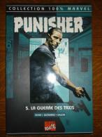 Peyer-Gutierrez-Dillon: Punisher 5. La Guerre Des Taxis/ Marvel 100%, 2002 - Libri, Riviste, Fumetti