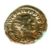 Monnaie Romaine De PHILIPPE 244-249 - 5. The Military Crisis (235 AD Tot 284 AD)
