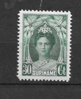 1927 MNH Suriname NVPH 125 Postfris** - Surinam ... - 1975