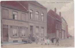 41670 -  Vilvorde Rue  Porte Aux Vaches -  Couleur - Vilvoorde