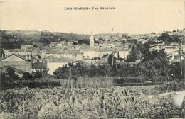- Charente -ref-B851- Confolens - Vue Generale - Carte Bon Etat - - Confolens