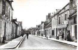 FERE CHAMPENOISE ( 51 ) - Rue De Corroy  ( C.P.S.M. , Pt - Ft ) - Fère-Champenoise