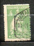 PORTUGAL Céres 1917-24 N°234 - 1910-... République