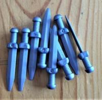 Lot De 8 épées Légo - Lego