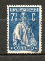PORTUGAL Céres 1917-24 N°237 - 1910-... République