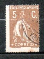 PORTUGAL Céres 1923-24 N°274 - 1910-... République