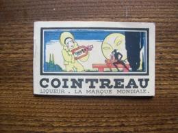 Carnet Publicitaire Ancien: Cointreau (alcool) - Publicidad
