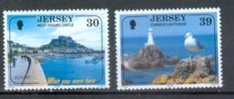 Jersey 2004; Europa Cept, Michel 1119-1120.** (MNH) - 2004