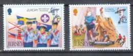 Jersey 2007; Europa Cept, Michel 1268-1269.** (MNH) - 2007