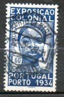 PORTUGAL Exposition Coloniale 1934 N° 574 - 1910-... République