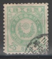 Japon - YT 84 Oblitéré - Usati