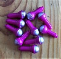 Lot De 10 Micros Roses Légo - Lots