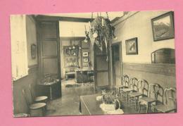 C.P. Thuin = Collège Royal : Ancien Couvent Des  Oratoriens. Actuellement Athénée :  Parloir Du  Pensionnat - Thuin
