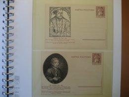 Polen- GS Ganzsache Postkarte Kartka Pocztowa (X-1938) 6.400.000. S. IV. - 1 - 48. - Entiers Postaux