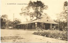 CONGO BELGE - Elisabethville - Le Bureau Des Postes - N'a Pas Circulé - Edit. : Librairie J. Decoster, Elisabethville - Lubumbashi