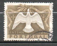 PORTUGAL Année Sainte 1951 N° 744 - Oblitérés