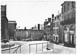 La Souterraine Pharmacie Centrale Vétements Eugène Tixier La Place Du Marché - La Souterraine