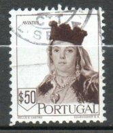 PORTUGAL Coiffure Régionale 1947 N° 691 - 1910-... République