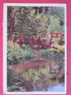 49 - Parc Oriental De Maulévrier - Etang Et Pont Chinois - Scans Recto Verso - France