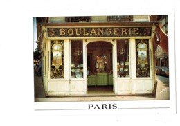Cpm - 75 - PARIS - BOULANGERIE D'Autrefois - Style Art-déco - Vitrine Boutique - Yvon 36750252 - Magasins