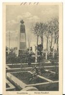 62 - COURRIERES / CARTE POSTALE ALLEMANDE - CIMETIERE ALLEMAND - Saint Omer