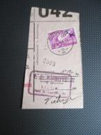 Stempel Couvin 2 - 1952-....