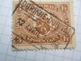 Tr 132  Cachet  Dorinne Durnai - 1915-1921