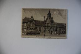 Turnhout    De Statie  La Gare    AUTOBUS - Turnhout