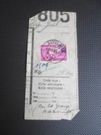 Stempel Auvelais 2 - 1952-....