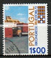PORTUGAL Union Des Transports Routier 1972 N° 1153 - 1910-... République