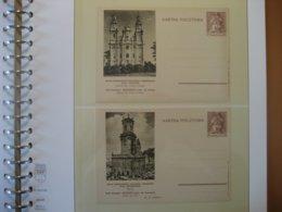 Polen- GS Ganzsache Postkarte Kartka Pocztowa (X-1938) 6.400.000. S. IV. - 50 - 60. - Entiers Postaux