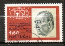 PORTUGAL Emilio Garrastazu Médici 1972 N° 1185 - 1910-... République