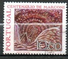 PORTUGAL Appel D Un Navire En Détrsse 1974 N° 1219 - 1910-... République