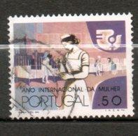 PORTUGAL Infirmiere 1975 N° 1281 - 1910-... République