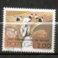PORTUGAL Moissonneuse 1975 N° 1282 - 1910-... République
