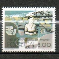 PORTUGAL Ouvriere 1975 N° 1284 - 1910-... République