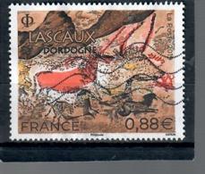 Yt 5318-1 Lascaux-dordogne - Used Stamps