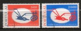 PORTUGAL Sociétée Des Auteurs 1976 N° 1285-86 - 1910-... République
