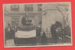 92 - Antony - Carte Photo Inauguration Du Monument - Discours Du Maire - Antony