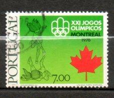 PORTUGAL J O De Montréal 1976 N° 1300 - 1910-... République