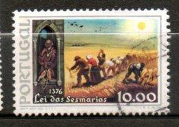 PORTUGAL Moisson  1976 N° 1298 - 1910-... République