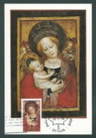 Canada - 3 Maxi-Cards (# 773-774-775 Set) - Christmas 1978 - Paintings - Maximum Cards