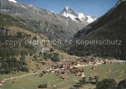 12364784 Val_d_Herens Avec Dent Blanche Val_d_Herens - Suisse