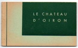 79 - Deux Sèvres / Château D'OIRON : Carnet Complet De 10 Cartes Postales. - France