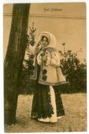 RO 65 - 2889 ETHNIC Woman, Romania - Old Postcard - Used - 1914 - Rumänien